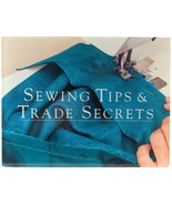 Sewing Tips & Trade Secrets from Threads Magazine Making Clothing Tailoring - $6.50