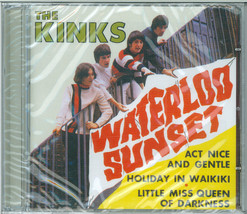 THE KINKS - WATERLOO SUNSET 2007 UK 40TH ANNIVERSARY EDITION FACTORY SEA... - $62.75