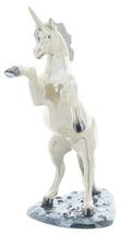 Hagen-Renaker Specialties Large Ceramic Figurine Unicorn Rearing on Base image 3