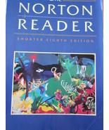 The Norton Reader Shorter Eighth Edition  - $7.99