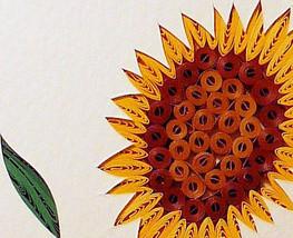 Quilled Sunflower - $175.00