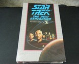Star Trek the Next Generation - Chain of Command I & II (VHS, 1995)