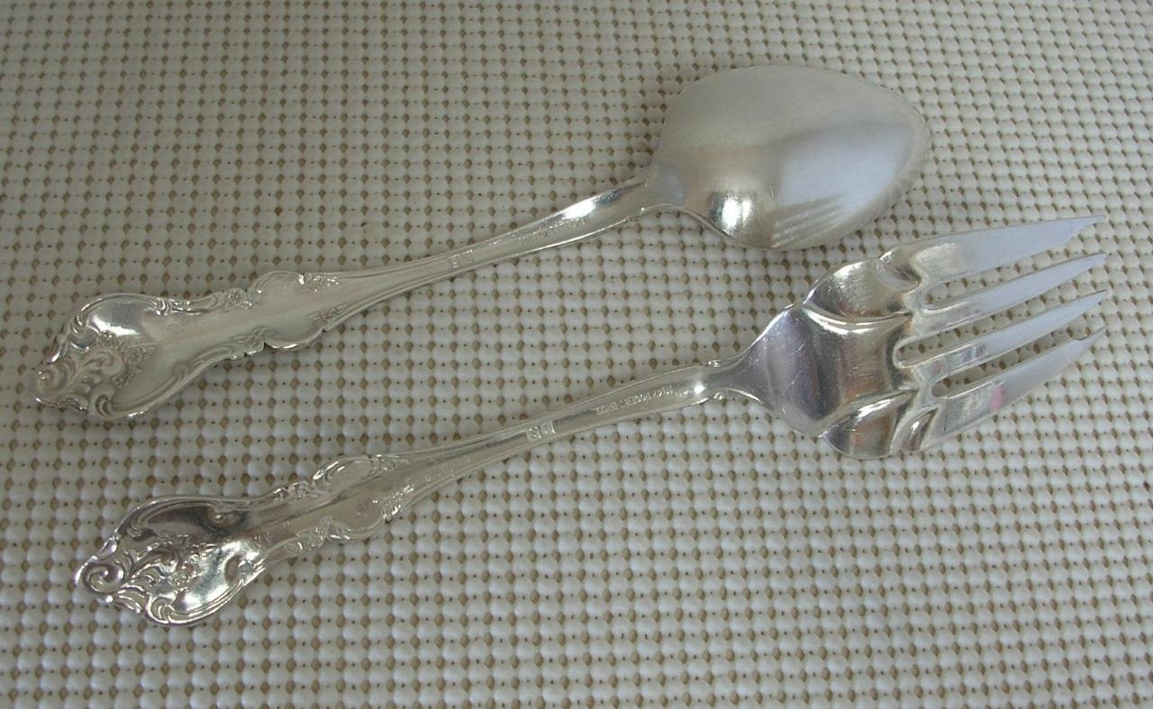 ORLEANS 1964 DEMITASSE SPOON BY 1847 ROGERS BROS