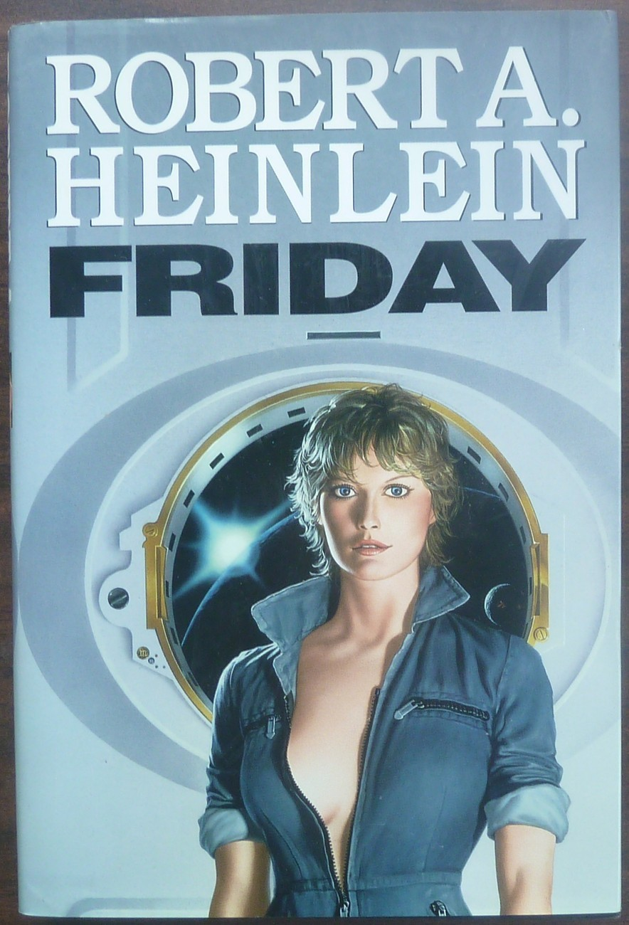 Friday by Robert A Heinlein