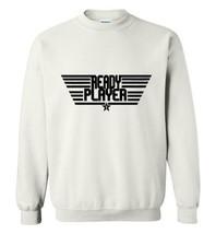 Ready Player One - Ready Player Top Gun Sweatshirt New - $28.49+