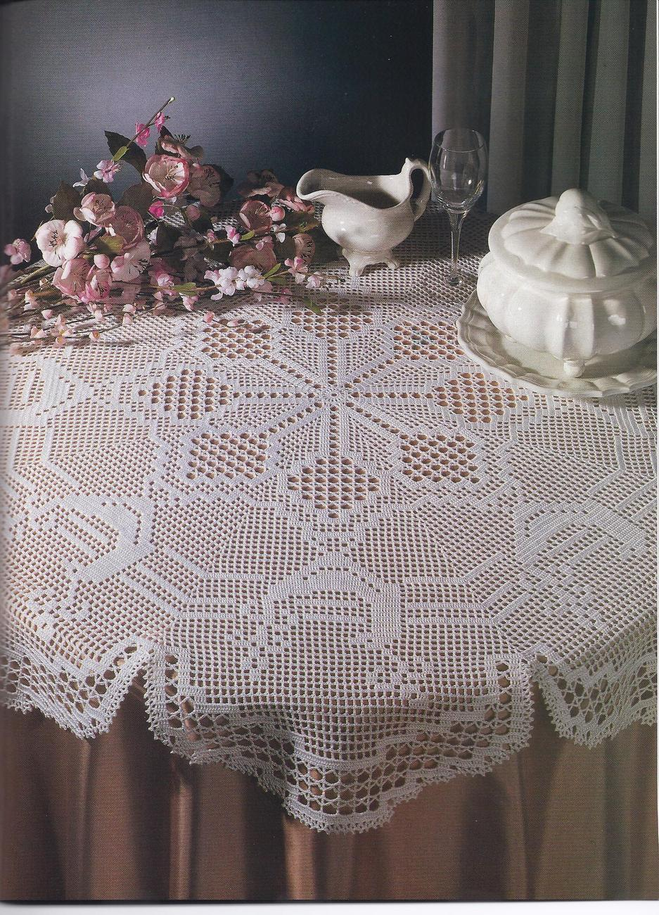 Decorative Crochet Pattern Magazine #20~~30 Patterns - Patterns ...