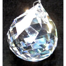 Swarovski Crystal Swirl Cut Ball Prism image 2