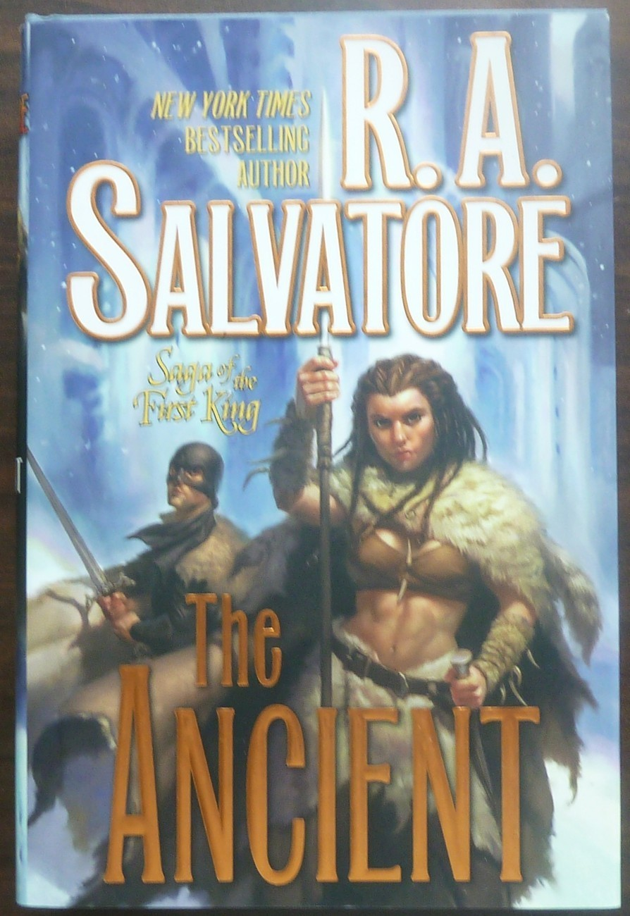 The Ancient by R A Salvatore