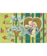 My Valentine Vintage Post Card - $5.00