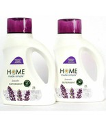 2 Home Made Simple Lavender Power Stain Removal 25 Loads Liquid Detergen... - $29.69