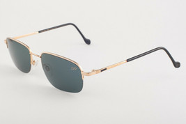 St Dupont 300 6050 Gold / Green Sunglasses 53mm - $175.42