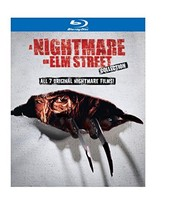 Nightmare on Elm Street Collection (7 Original Films+Bonus Disc) [Blu-ray]