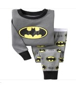 2017 Cotton Boys Pajamas Sets Cartoon Costumes Kids Pijamas Nightwear Lon - $24.07