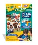 Crayola: Cutter Project Kit - Fan Poster - $7.91