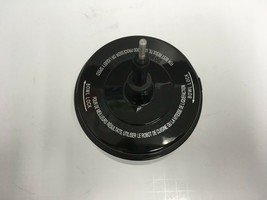 Cuisinart AFP-7 Smart Power Duet Food Processor Part Only Drive Shaft Black Guc - $14.01