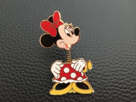 Disney Pins Artists Proof Minnie Mouse with Spring Head from 2007 Very Rare - £30.06 GBP