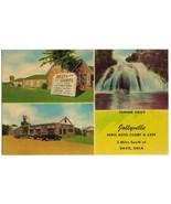 Jollyville Aero Auto Court & Cafe, Davis, Oklah... - $9.00