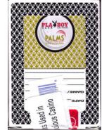 PLAYBOY CLUB @ The Palms Casino Las Vegas Playing Cards, Used, Sealed - $9.95