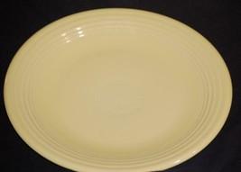 """Fiestaware 11 7/8"""" Round Platter Yellow - $18.99"""