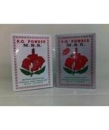 1 Box Of 12 Sachets @13.6g MBK Powder For Remove Unpleasant Body Odors - $12.00