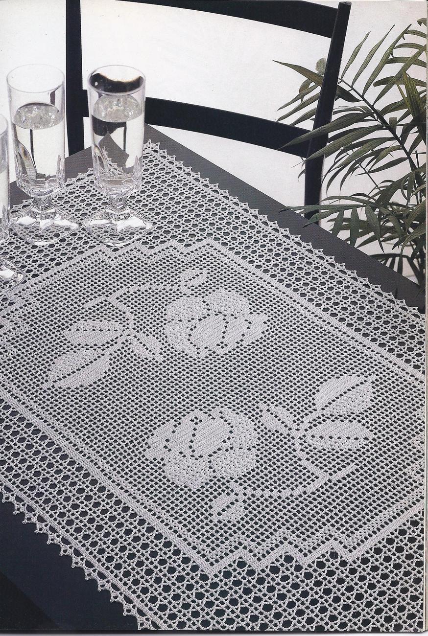 Crochet pattern 449