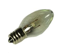 Bulb sewing machine, 10 watts, 7/16 screw base - $3.72