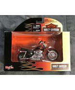 New Maisto - Harley Davidson 1997 XLH Sportster 1200 - 1:18 Model - Seri... - $9.89