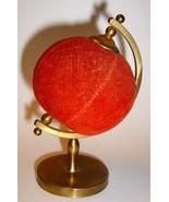 Vintage WORLD GLOBE Pin Cushion - $18.95