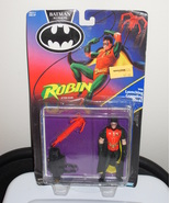 1991 Batman Returns Robin Figure In The Package - $19.99
