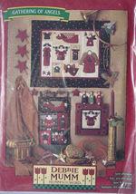 Debbie Mumm Pattern Gathering of Angels - $5.99
