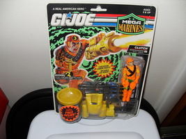 1992 GI Joe Clutch Figure In The Package - $15.99