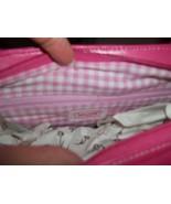 MAGGI B Woven Cornhusk Vinyl Handbag Purse NWT MINT $40 - $39.99
