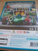 Nintendo Wii U LEGO MARVEL Super Heroes image 2