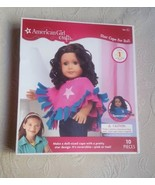 2015 AMERICAN GIRL CRAFTS STAR CAPE FOR DOLLS new in box (box has minor ... - $13.09