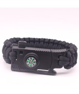 Cool!Multi Function Outdoor Survival Bracelet,Men's Outdoor Survival Bra... - €11,49 EUR