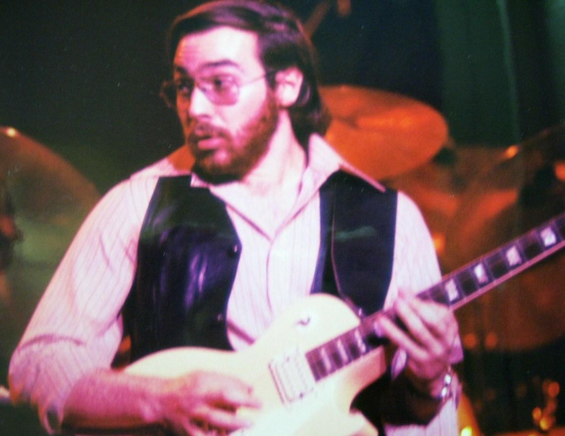 Al Dimeola Hot Fusion Guitarist 8X10 Color Print 1977!