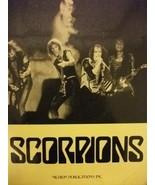 SCORPIONS BAND GUITER SCORE BOOK Blackout & Best NICHION PUBLICATIONS IN... - $234.04