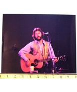 "Eric Clapton ""Hair & Beard"" Days 8X10 Color Print 1977! - $12.00"