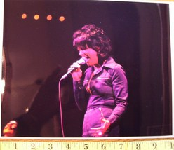 Grace Slick Jefferson Starship 8X10 Color Print 1977! - $10.80