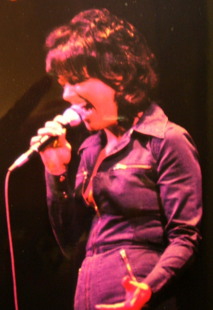 Grace Slick Jefferson Starship 8X10 Color Print 1977!