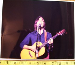 Jackson Browne 8X10 Color Print From 1977! - $25.00