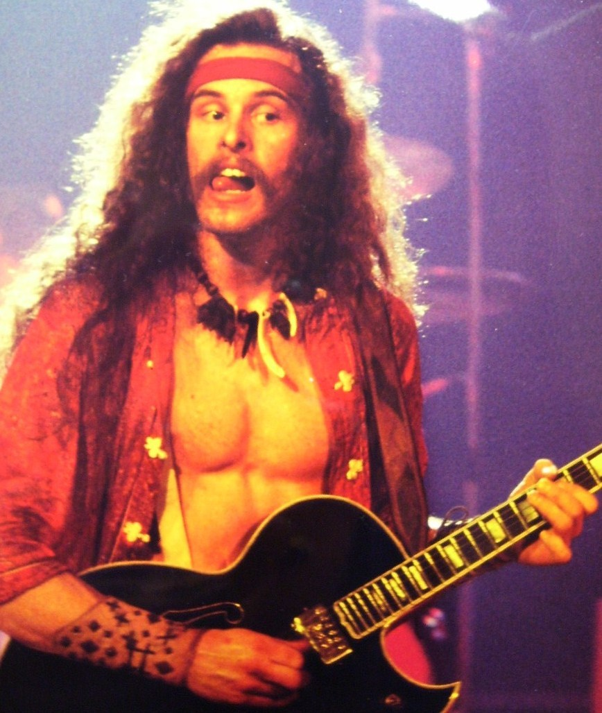 Ted Nugent Cat Scratch Fever Tour 8X10 Color Print 1977!