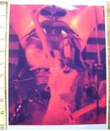 Todd Rundgren Utopia Concert 8X10 Color Print 1977! - $10.80