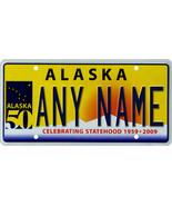 Custom Personalized Alaska golf cart, mobility scooter, go cart license ... - $12.99