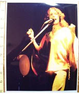 Yes Jon Anderson Vocalist 8X10 Color Print 1977! - $10.80