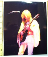 Yes Steve Howe Guitarist 8X10 Color Print 1977! - $10.80