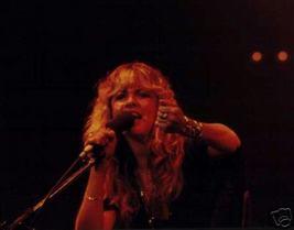 Stevie Nicks Fleetwood Mac 8X10 Color Print 1977! - $25.00