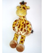 Burton and Burton Geri Giraffe Plush Stuffed An... - $9.99