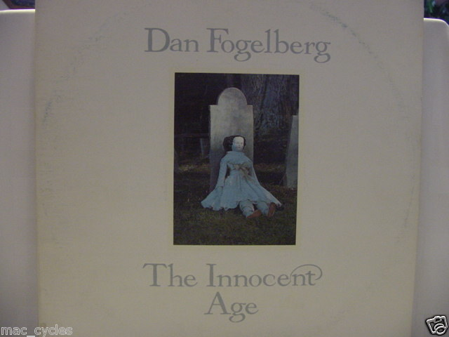 DAN FOGELBERG THE INNOCENT AGE DOUBLE LP