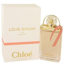 Chloe Love Story Eau Sensuelle 2.5 Oz Eau De Parfum Spray  image 2